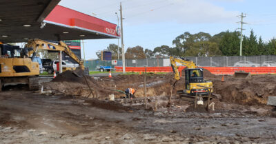 Service Station Decommissioning and Remediation